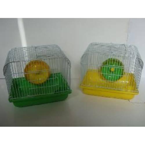 Клетка за гризачи с аксесоари 3