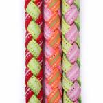 Повод алпийско въже с лъскава нишка